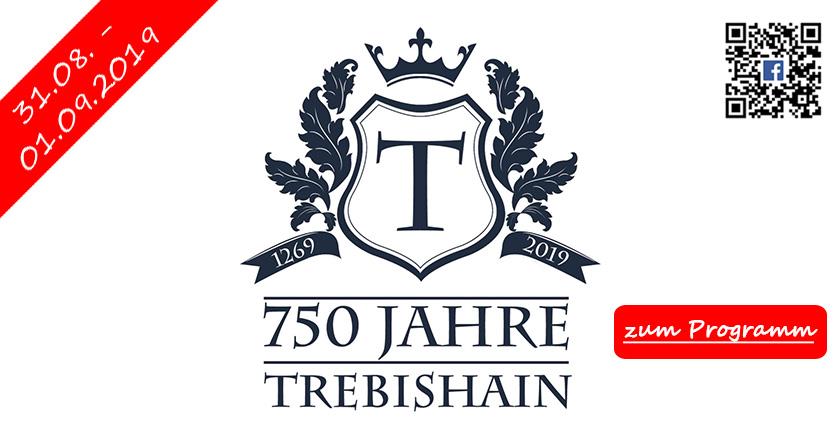 750 Jahre Trebishain