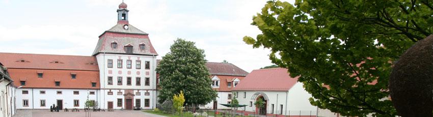 Ansicht vom Rittergut